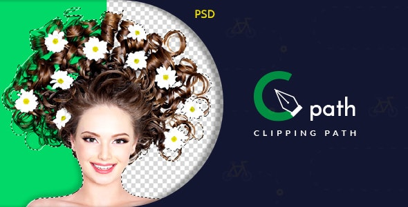 Clipping Path - Professional Image Editing & Manipulation Corporate PSD Template - Business Corporate