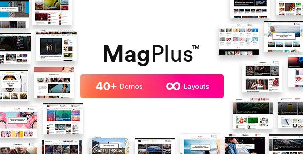 MagPlus - Blog, Magazine Elementor WordPress Theme - News / Editorial Blog / Magazine