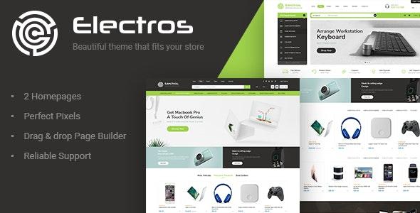 Electros - Electronics Store Shopify Theme - Technology Shopify