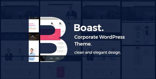 Boast - Business Corporate WordPress Theme - Business Corporate
