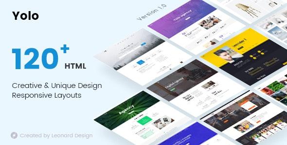 Yolo   Responsive Multi-Purpose HTML Template - Business Corporate