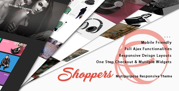 Shoppers - Creative Premium Magento 1 Theme - Magento eCommerce