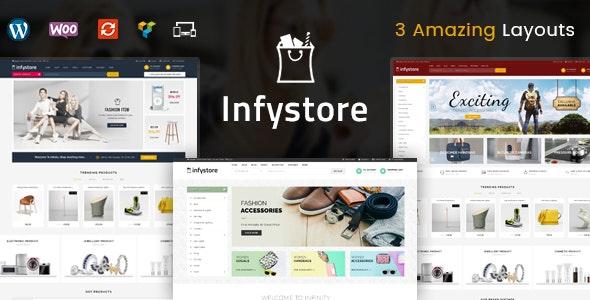 Infystore - Multipurpose WooCommerce Theme - WooCommerce eCommerce