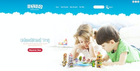 BiboMart -  Baby & Kids Store Prestashop 1.7 Theme
