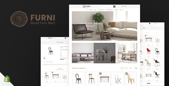 Furniture Shopify Theme - Furni