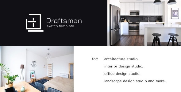 Draftsman - Architecture and Interior Sketch Template - Sketch UI Templates