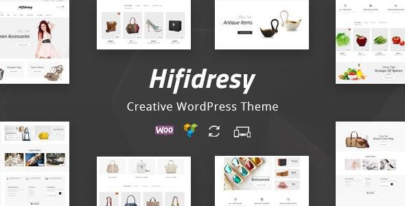 Hifidresy - Multipurpose WooCommerce Theme - WooCommerce eCommerce