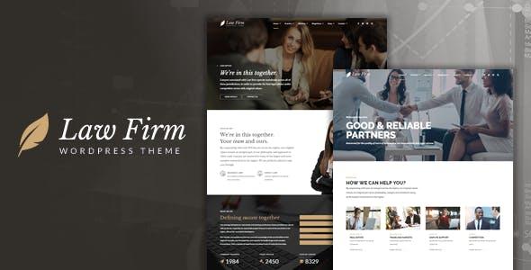 Law Firm - Attorney & Legal