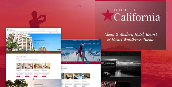 California - Resort & Hotel - Travel Retail