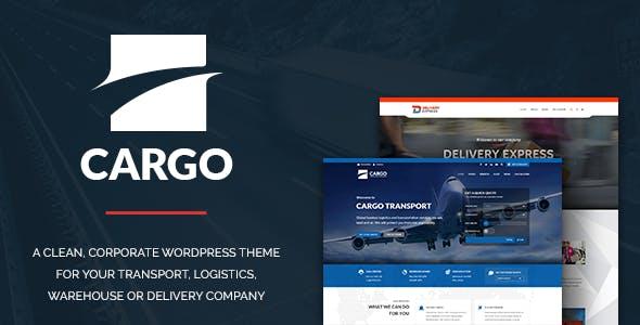 Cargo – Transport & Logistics Theme