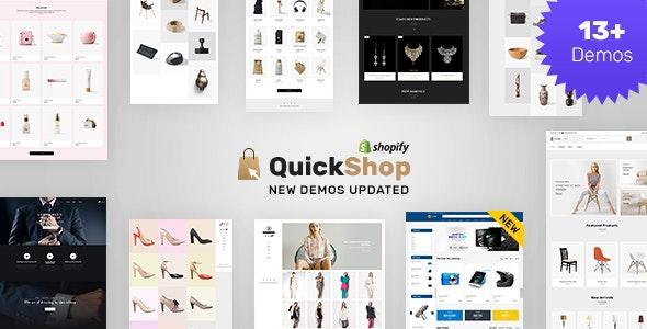 Quick Shop | Multipurpose Shopify - Shopping Shopify
