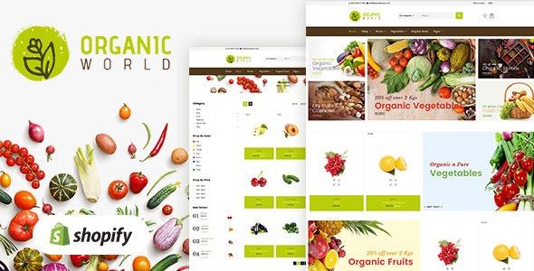 Organic Food Shopify Theme - Miscellaneous Shopify