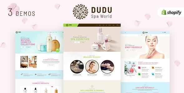 DUDU Cosmetic, Wellness Spa Shopify - Health & Beauty Shopify