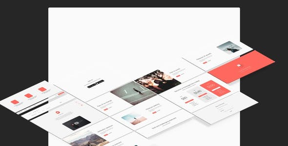 Company In a Box: Launch [UX Sketch Template]