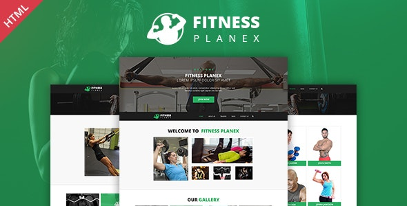 Fitness Trainer – GYM & Yoga Multi Purpose HTML Template by WebPlanex - Health & Beauty Retail