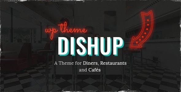 DishUp - Restaurant Theme