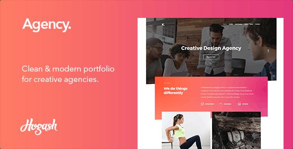 Agency - Portfolio Creative HTML Template