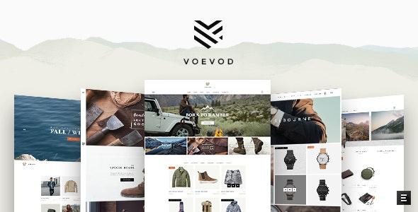 Voevod - WooCommerce Store - WooCommerce eCommerce