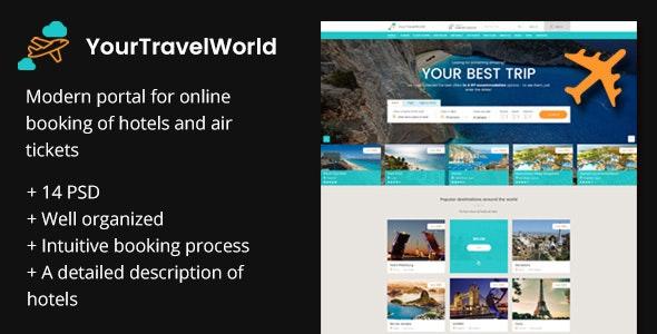 YTW — Online Travel Booking - Travel Retail