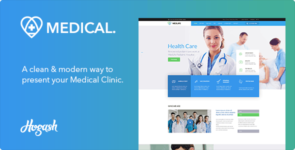 Medlife | Medical HTML Template - Health & Beauty Retail