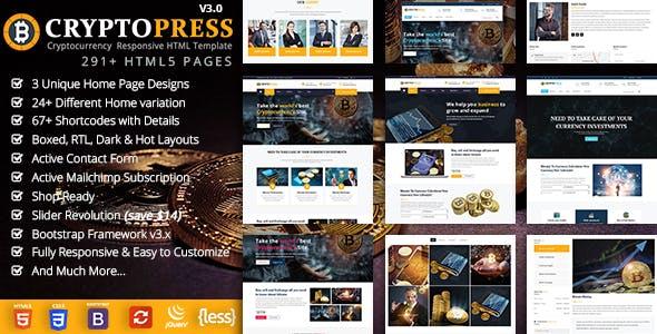 Crypto Press HTML
