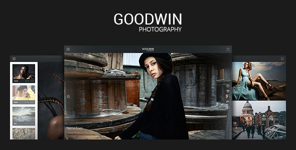 GoodWin - Photography - Photography Creative