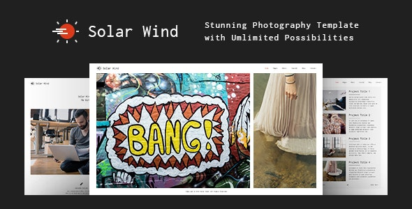 SolarWind - Photography - Photography Creative