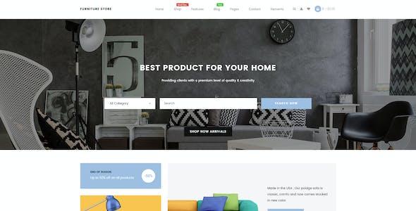 Crux Store - Multi-purpose Prestashop Theme
