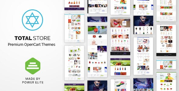 TotalStore - OpenCart Theme All-in-One Niche Stores