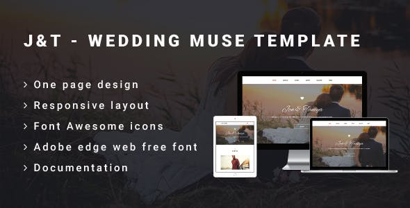 Download J&T - Wedding Muse Template