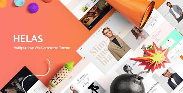 Helas - Multipurpose WooCommerce Theme