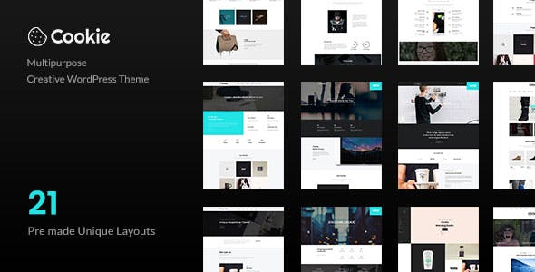 Company Website Templates from ThemeForest