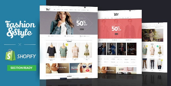 AP Fashion Store - Responsive Shopify Template - Fashion Shopify