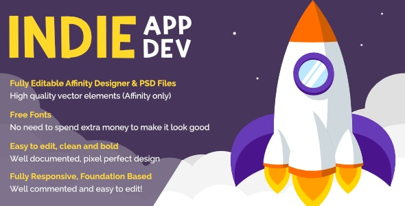 IndieAppDev! - Portfolio Creative