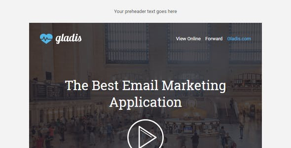 Upsell Email Template Templates from ThemeForest