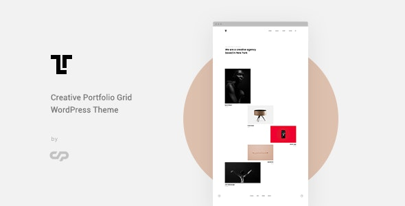 Tetriz - Creative Portfolio WordPress Theme - Portfolio Creative