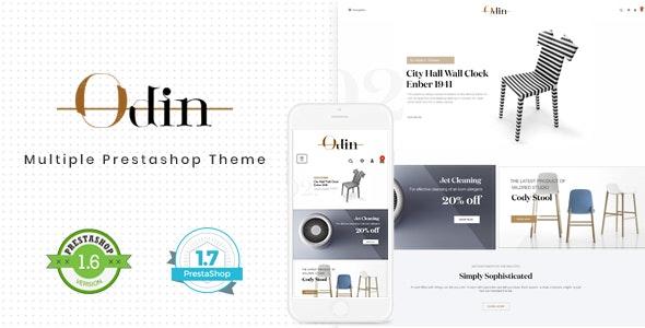 Leo Odin - Premium Prestashop 1.7 theme for Interior Furniture & Decoration - PrestaShop eCommerce