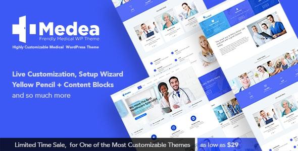Medea - Multipurpose Health and Medical Theme - Health & Beauty Retail