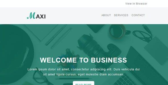 Maxi - Multipurpose Responsive Email Templates