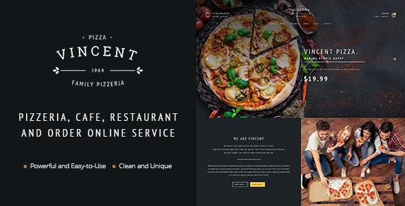 Restaurant Vincent - Food Retail