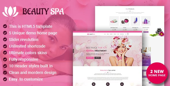Spa - Beauty Salon and Spa