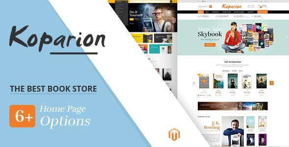 Koparion - Book Shop Responsive Prestashop Theme - Miscellaneous PrestaShop