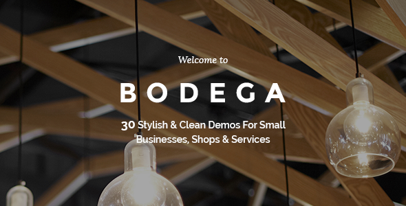 Bodega - Small Business Theme - Miscellaneous WordPress