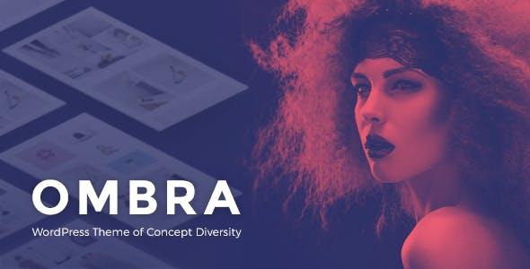Ombra - A Versatile Multiconcept WordPress Theme