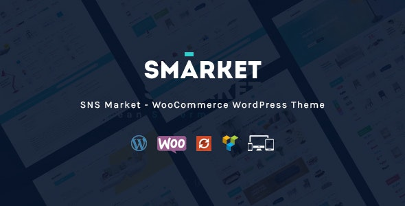SNS Market - WooCommerce WordPress Theme - WooCommerce eCommerce