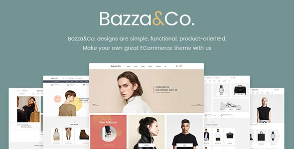 Pts Bazza - Perfect Prestashop Theme 1.7 for Fashion Store & Brand - Fashion PrestaShop