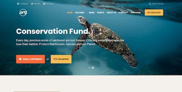 DotOrg - Environmental & Ecology WordPress Theme