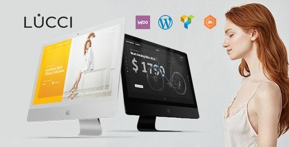 Lucci - WooCommerce WordPress - WooCommerce eCommerce