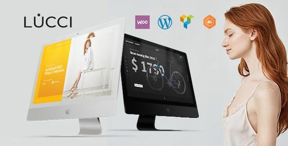Lucci - WooCommerce WordPress
