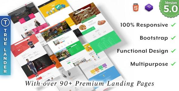 TrueLander - Lead Generation Landing Pages - Landing Pages Marketing